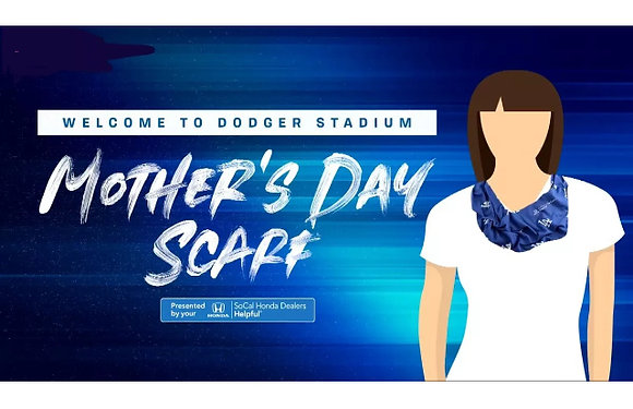 2019 Mother's Day Scarf SGA New