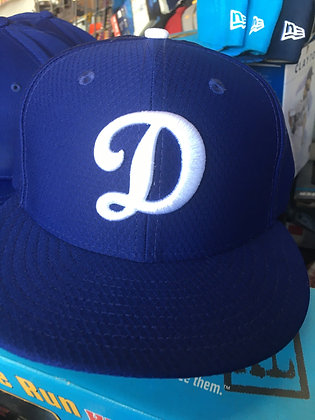 Dodgers Hat 7 1/2 new Era