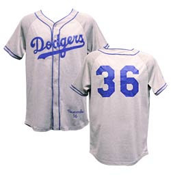 2014 SGA Dodgers Don Newcombe Replica Jersey XL