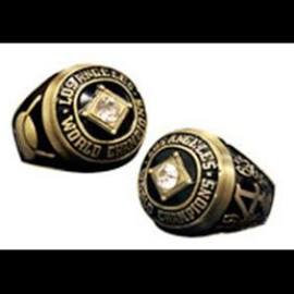 2013 SGA Dodgers World Series Ring New 1963