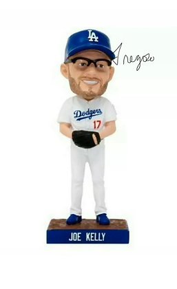 2019 La Dodgers Joe Kelly  bobblehead