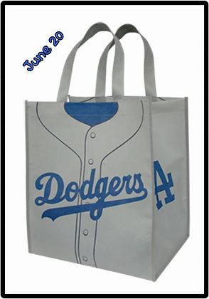 2017 Dodgers Tote Bag