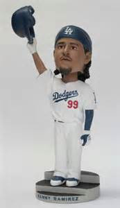 "2009 SGA Dodgers Manny Ramirez ""Curtain Call"" New"