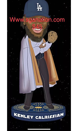 Kenley Jansen Dodgers Star Wars bobblehead