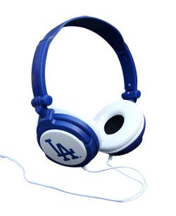 2014 SGA Dodger Headphones New