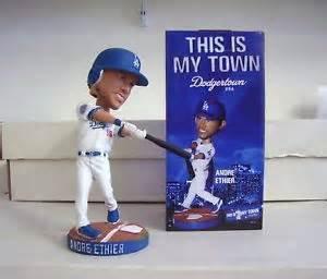 """2010 SGA Dodgers Andre Ethier """"Swinging"""" New"""