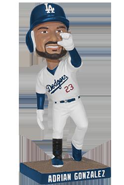 2017 Dodgers SGA Adrian Gonzalez Bobblehead