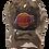 Thumbnail: 2014 Lakers Military Distressed Hat Velcro Veteran
