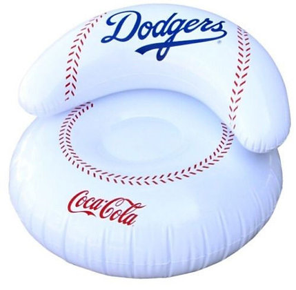 2014 SGA Dodgers Inflatable chair