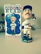 2001 SGA Dodgers Kirk Gibson Bobblehead New