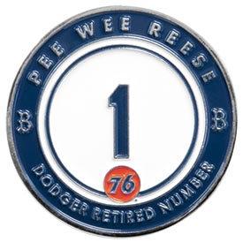2016 SGA Dodger Pin Pee Wee Reese #1
