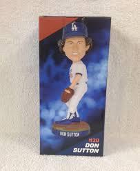 2013 SGA Dodgers Don Sutton Bobblehead New