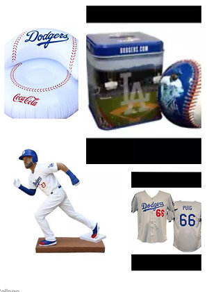 Kids Gift Set  Dodgers SGA's