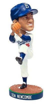2016 SGA Dodgers Don Newcombe Bobblehead