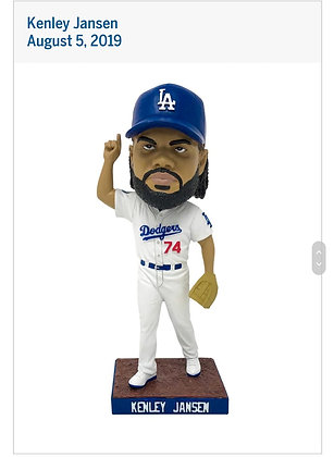 2019 Kenley Jansen New Presale