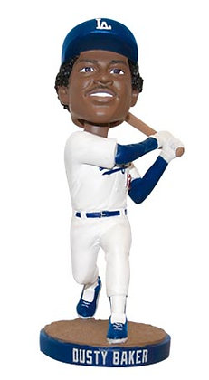 2016 SGA Dodgers Dusty Baker Bobblehead