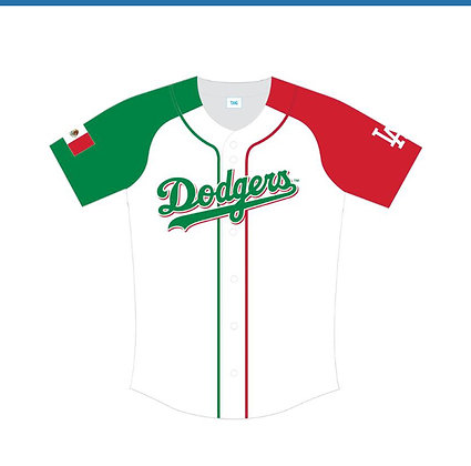 2019 Mexican Heritage Night Jersey
