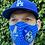 Thumbnail: 4 Masks Custom Black/DDLD/White/Blue