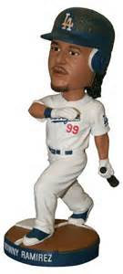 "2009 SGA Dodgers Manny Ramirez ""Swinging"" New"
