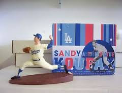 2005 SGA Dodgers Sandy Koufax Statue New
