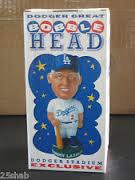 2001 SGA Dodgers Tommy Lasorda Bobblehead New