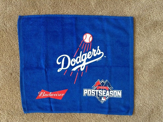 2015 SGA Dodgers Playoff Rally Towel