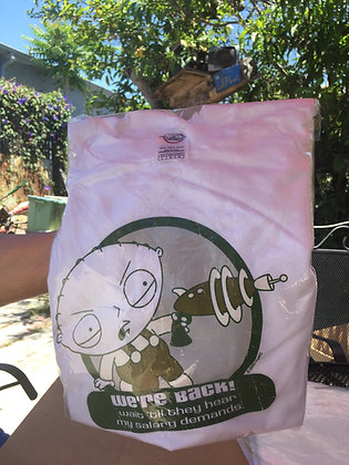 Stewie Family Guy T-shirt Size  Large