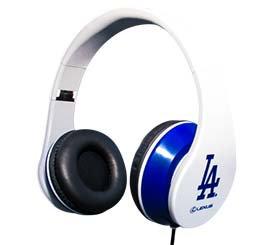 2015 SGA Dodgers Headphones New