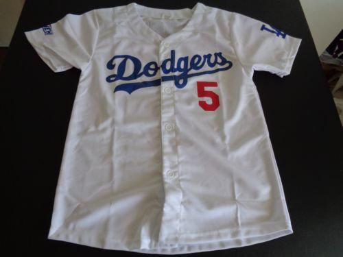 2016 SGA Dodgers Corey Seager  Jersey kids XL