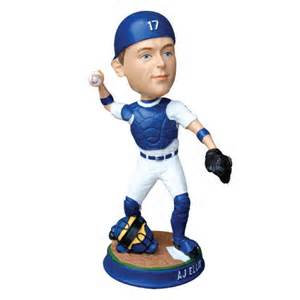 2014 SGA Bobblehead AJ Ellis Dodgers New