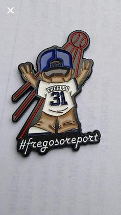 "Fregoso Report Pin 1.5"" #fregosoreport"