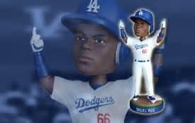 2014 SGA  Dodgers  Yasiel Puig NEW