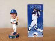 2005 SGA Dodgers Jeff Kent Bobblehead New