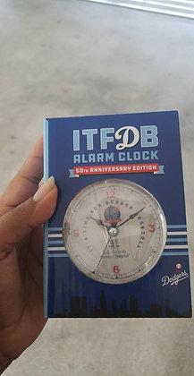 2018 Alarm clock SGA dodger