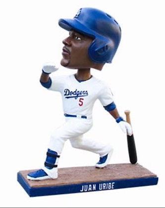 2015 Dodgers SGA Juan Uribe Bobblehead