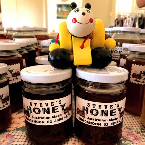 Steve's Honey