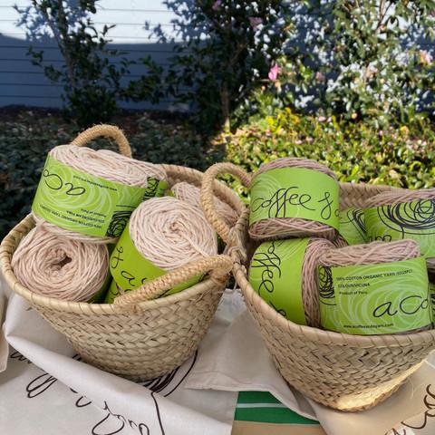 A Coffee & A Yarn