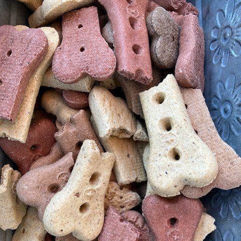 George's Dog Biscuits