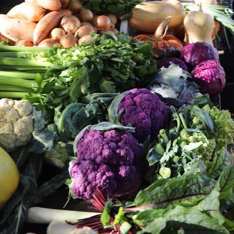 Lenka's Vegetables