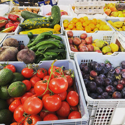 Lenka's Fruit & Vegetables
