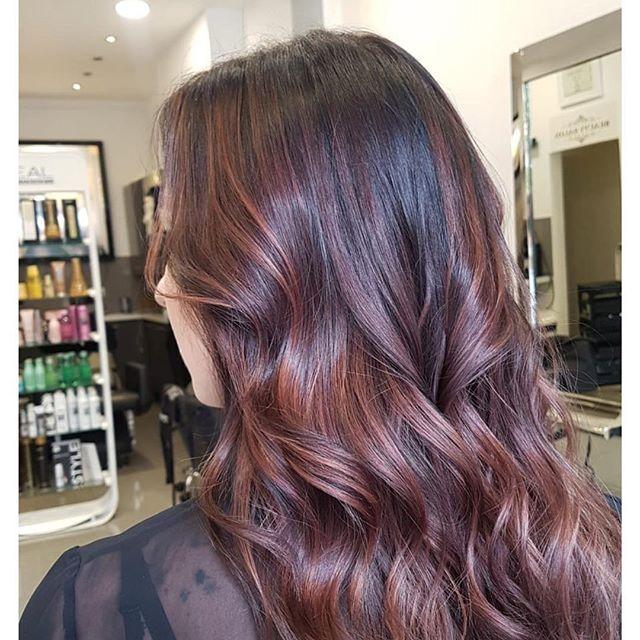 #colorhair #brownhair #hairdresser #lewi