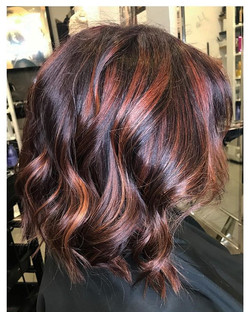 #colorhair #brownhair #sombre #olaplex #