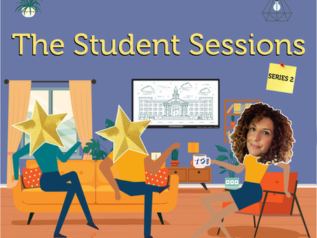 'The Student Sessions' Rated Number 5 across the web in student podcasts!