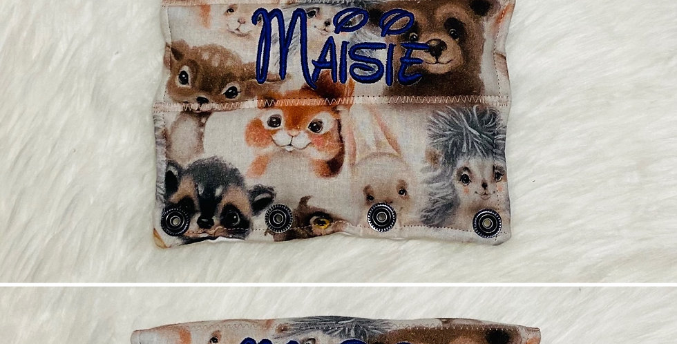 Watercolours Baby Animals Bar Cover