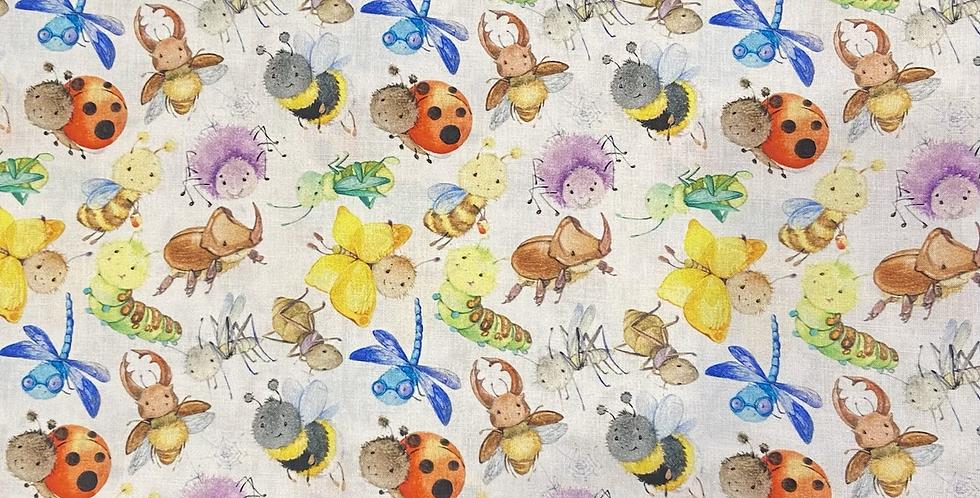 Summertime bugs Bar Cover