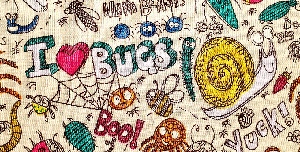 Bugs Birthday White Bar Cover