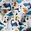 Thumbnail: Dinosaur on White Bar Cover
