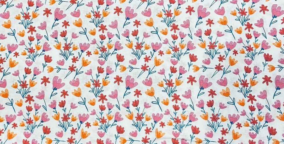 Cute flowery Booties