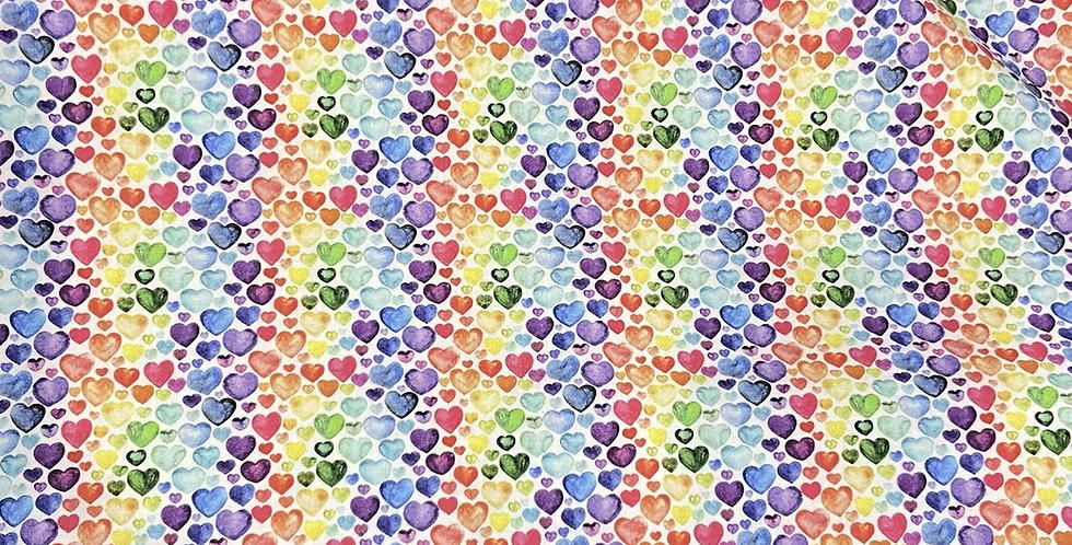 Watercolor HeartBooties