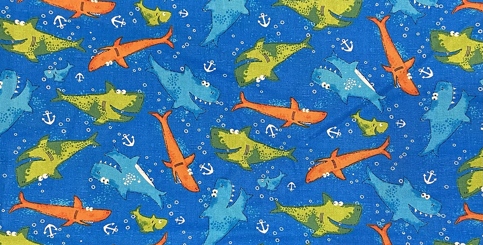 Happy Shark 🦈 Bar Cover